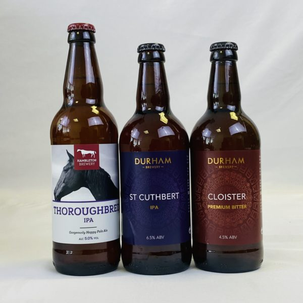 Great British Booze Cupboard - Case of 12 Mixed Beers - Selection 1 1