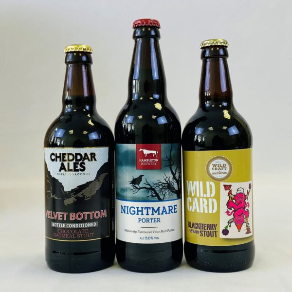 Great British Booze Cupboard - Gift of 6 Porters & Stouts 2
