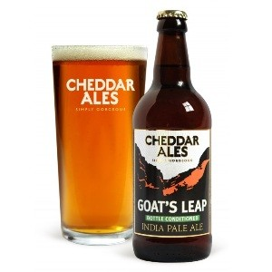 Great British Booze Cupboard - Cheddar Ales Goat's Leap 1