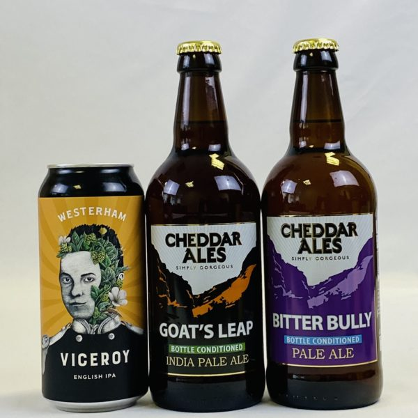 Great British Booze Cupboard - Gift of 6 Pale Ales 2