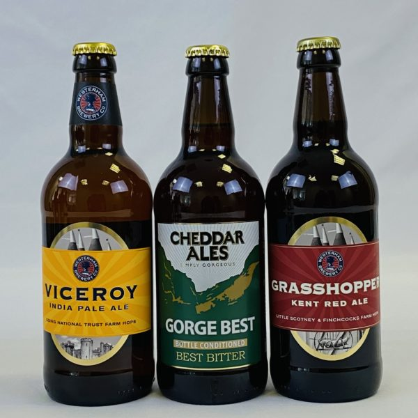 Great British Booze Cupboard - Gift of 12 Mixed Beers - Selection 1 2