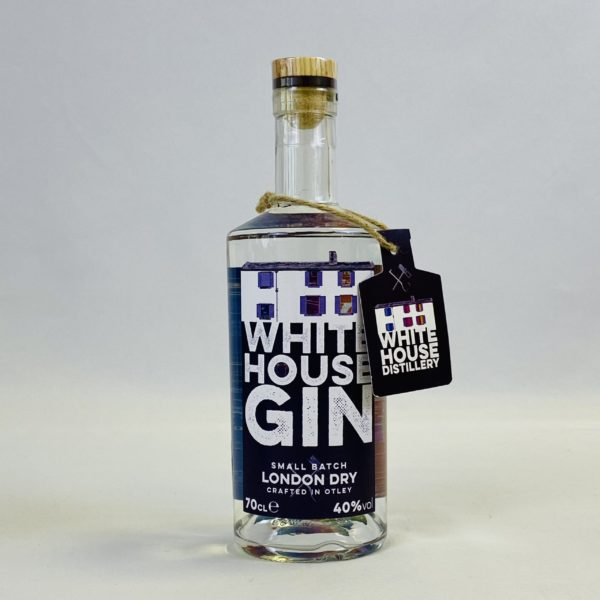 Great British Booze Cupboard - Gift of White House London Dry Gin 1