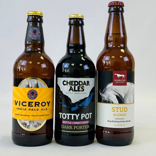 Great British Booze Cupboard - Gift of 12 Gluten Free Mixed Beers 5