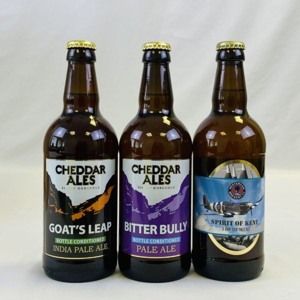 Great British Booze Cupboard - Gift of 6 Gluten Free Pale Ales 3